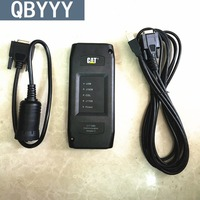 QBYYY Real CAT ET3 Adapter III 317 7485 CAT truck diagnostic tool CAT III Communication Adapter III CAT3 without WIFI