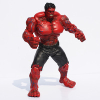 Red and Green Hulk Action Figures Collectible 10inch 4