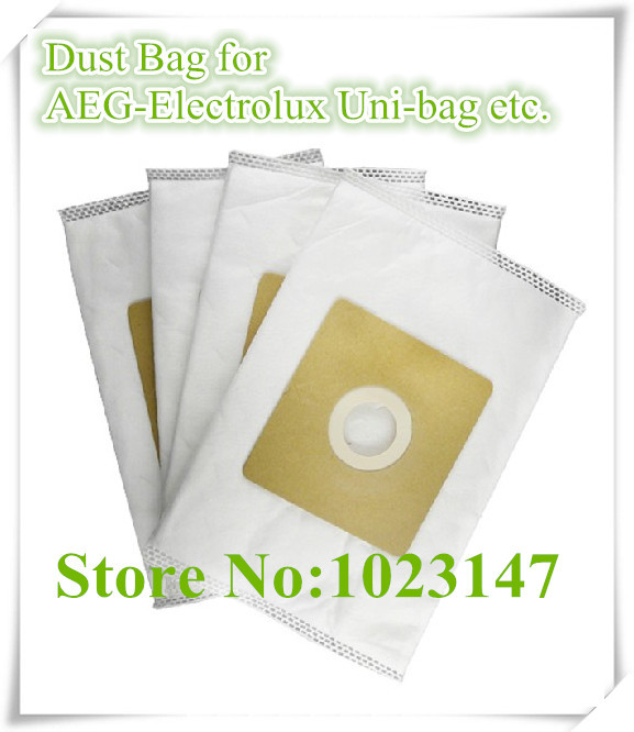 10 pieces/lot Vacuum Cleaner bags Dust Bag for AEG-Electrolux 4520,Berry,Calypso U63.8,PC4200,Uni-bag etc.! free shipping to ru 2 pieces lot vacuum cleaner bag cloth dust bag for electrolux excellio clario oxygen zus3300 series etc
