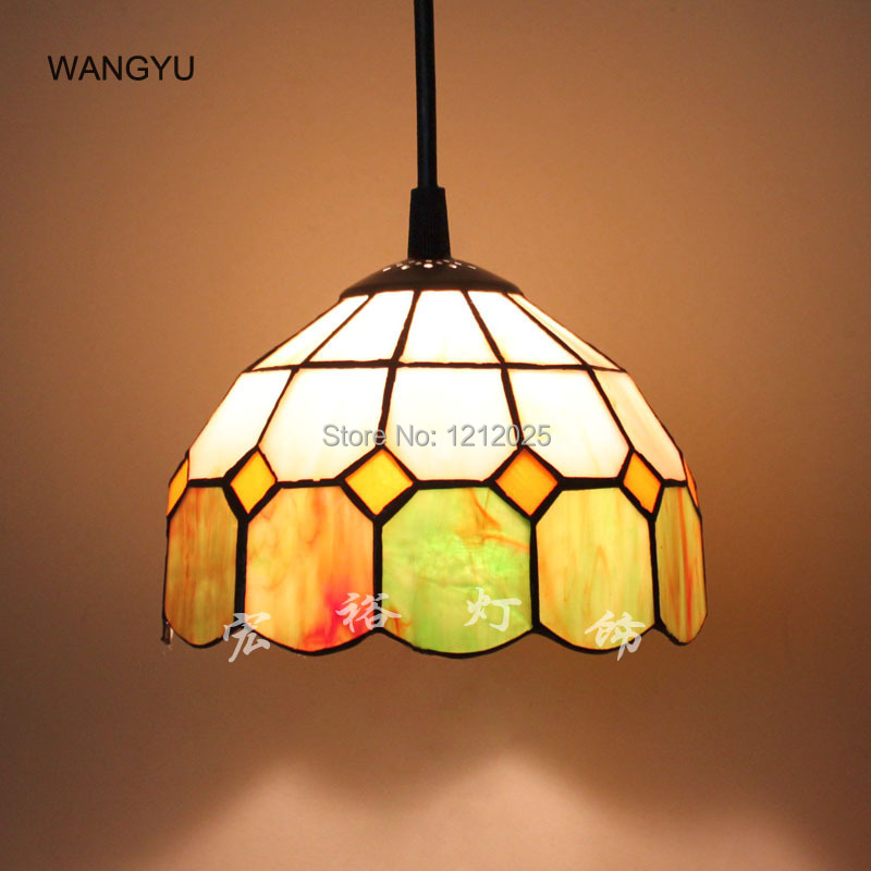 Antique Tiffany Hanging Lamp Value: Antique Tiffany Style Pendant Lights Retro Lamps Stained