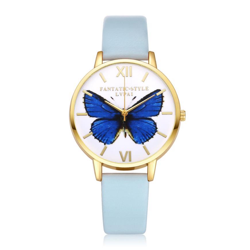 LVPAI Γυναίκες WristWatch Χρυσή μόδα - Γυναικεία ρολόγια - Φωτογραφία 2