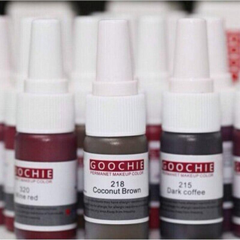 high quality tattoo Micro Pigments 2015 New Color Revolution permanent makeup pigment