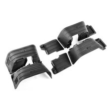 New Product Plastic Front and Rear Mud Flaps for 1/10 RC Crawler Axial SCX10 II 90046 90047 Accessories