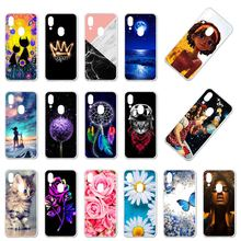 Phone Case For Umidigi A3 Pro Case Silicone Floral Painted Bumper For Umi digi A5 Pro F1 Play Power One Max X S2 S3 Z2 Pro Cover leather phone case for umidigi umi f1 play a3 a5 pro business book case for umi one pro max s2 lite flip case silicone back cove