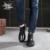 Hellozebra mulheres unissex botas de chuva moda clássico crocodile pele tornozelo 2017 novas botas sapatos de água de borracha não-deslizamento à prova d' água