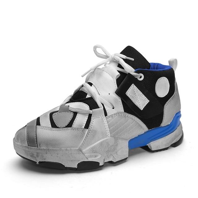 Сетчатая спортивная обувь для мужчин, осенние модные новые мужские легкие дышащие кроссовки для бега, Женская прогулочная спортивная обувь, размер 39-44