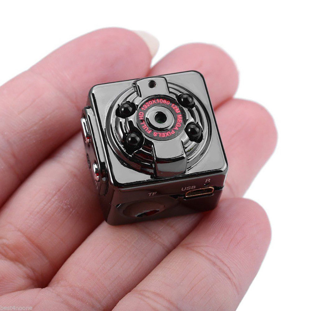 Mini Sports DV Video Recorder Motion Detection Camera 1080P Full HD <font><b>Car</b></font> <font><b>DVR</b></font> Dash Cam Camcorder 12MP Camera Outdoor DVD <font><b>kamera</b></font> image