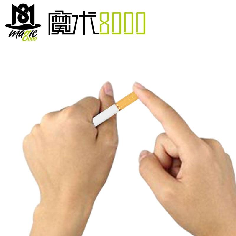 Cigarette Disappear Tricks Cigarette Disappear Prop Magic Cigarette Disappear Incredible Plastic Pranks Magic Tricks