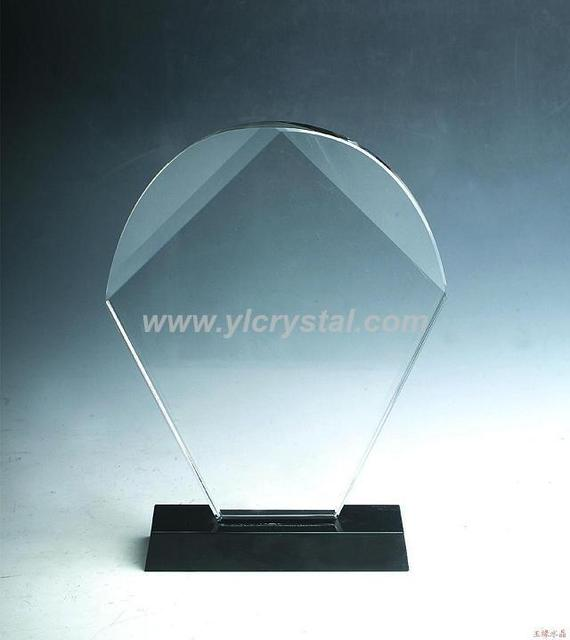 New Design Winner Clear Crystal Trophy And Award Awards Trophies