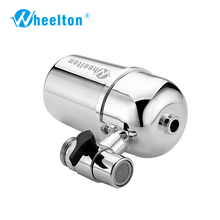remove water contaminants water purification alkaline water ionizer  household water filter purifier  machines Free shipping