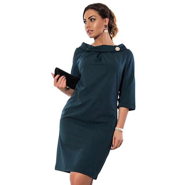 Online Shop Simple Women Dress 5XL 6XL Plus Size Women Clothing ...