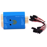 1pcs Trainer Module Model Coach For RC Multicopter Heli Cars Boats