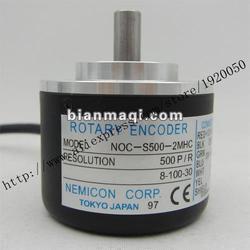 Innerhalb der kontrolle von NOC-S500-2MHC 8-100-30 äußere durchmesser von 50mm 500 linie encoder feste welle 8mm