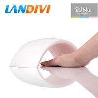 Uvled prego lâmpada sun9c secadores de unhas 24 w uv profissional led lâmpada Secador de Unha Polonês Máquina para a Cura de Unhas de Gel Arte ferramentas