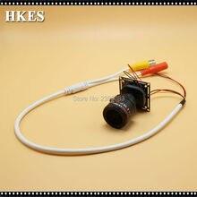 Ultra Low Illumination HD AHD Camera 2.8-12mm Lens CMOS IR Cut Filter 1MP 1.3MP 2MP 720P 1080P Mini Security Camera For AHD DVR