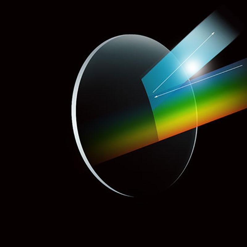 1.67 Wawasan Asteris Optik Cermin Mata Optik Lekapan UV400 - Aksesori pakaian - Foto 4