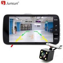 """Junsun Cámara Del Coche DVR 4.0 """"Full HD 1080 P Grabador de Vídeo Registrator G-sensor de Visión Nocturna cámara de Vídeo Del Coche dvr Dash Cam"""