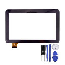 Nueva Negro Pantalla Táctil para Prestigio MultiPad Wize 3021 3011 3031 3G 10.1 pulgadas Tablet Panel De Vidrio