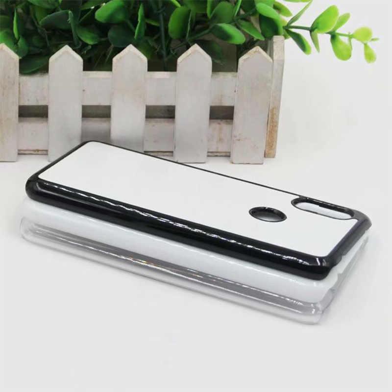 NSBuni Cho Xiaomi Redmi Lưu Ý 6 Màu Đen Trắng Rõ Ràng Trường Hợp Điện Thoại Bao Gồm Trống Điện Thoại Di Động Bảo Vệ Trở Lại Điện Thoại Trường Hợp Đối Với redmi Note6