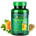 USA pumpkin seed oil 1000 mg 100 softgels Free shipping