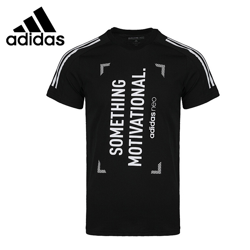 Original New Arrival  Adidas Neo Label M CS BRND T Men's T-shirts short sleeve Sportswear