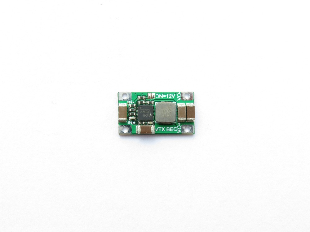 FPV Micro 5V 3A / 12V 2A BEC UBEC Mini BEC 2-6S for Quadcopter RC Drone