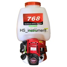 Original GX35 20L four-stroke gasoline high pressure fight drugs copper pump head piggyback garden tree agricultural sprayer