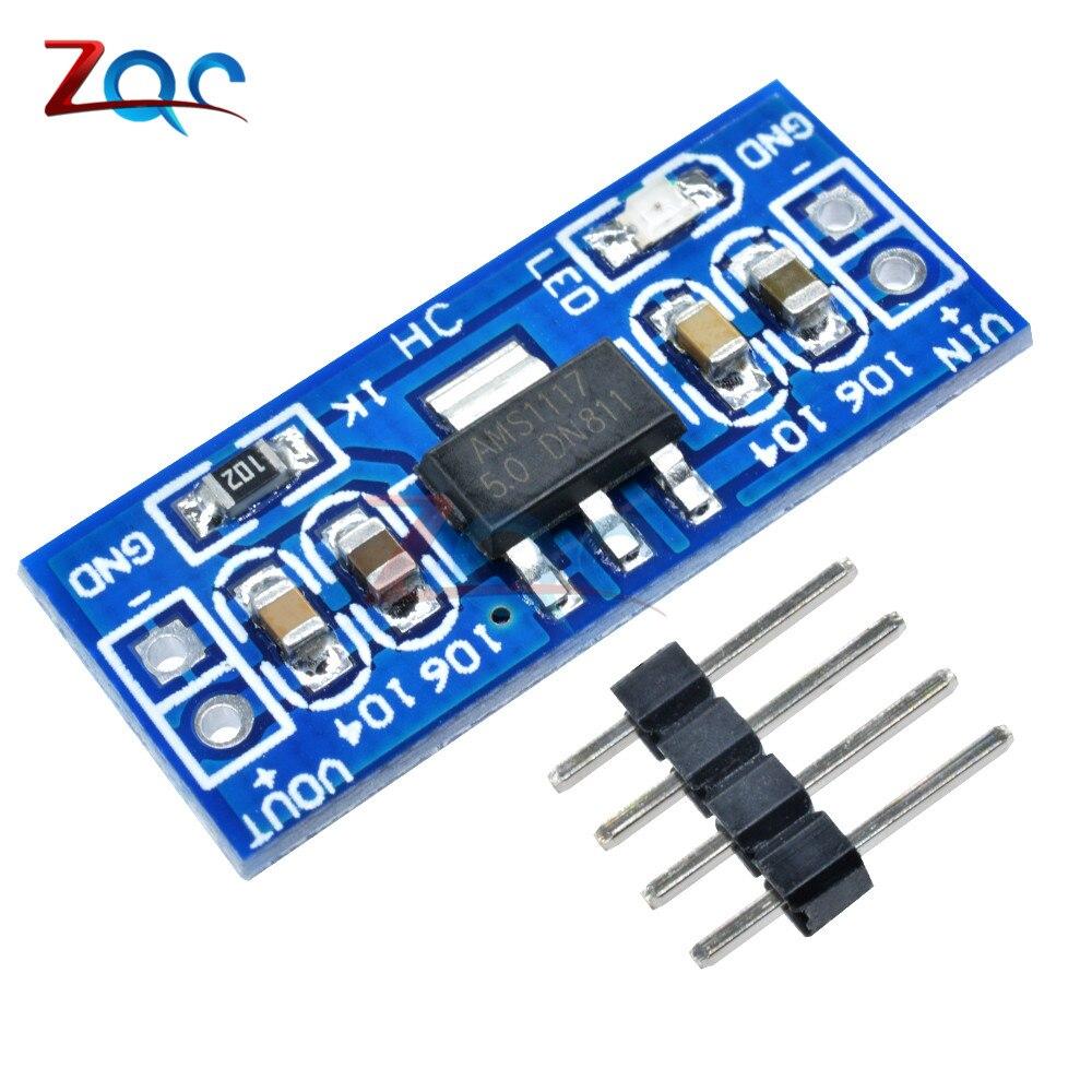 Other Power Supplies AMS1117 DC-DC Voltage Regulator 6-12V to 3 3V