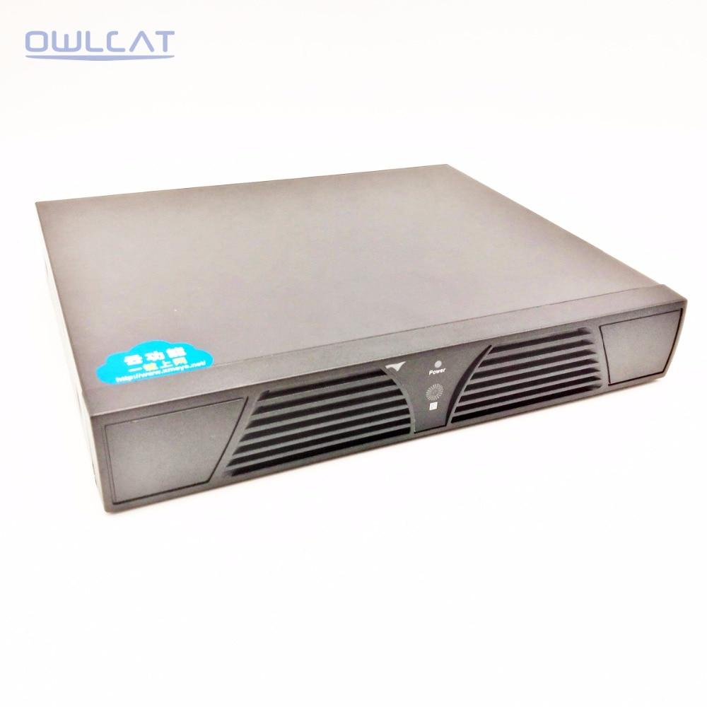 OWLCAT 4 canales NVR 1080P Full HD Network Video Recorder 4ch CCTV - Seguridad y protección