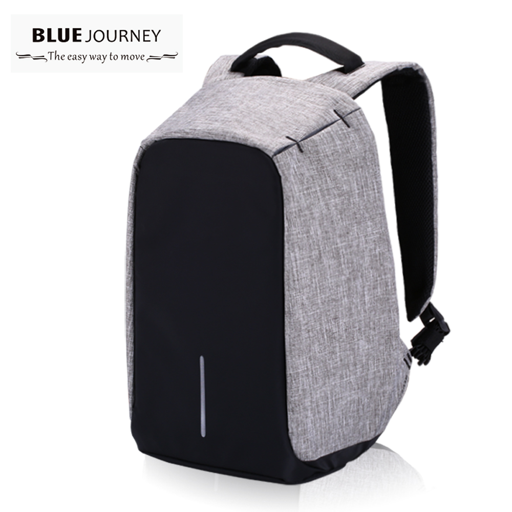 Anti theft 15 6 inch Waterproof Laptop Bag Fashion Mochila Security Travel font b Backpack b