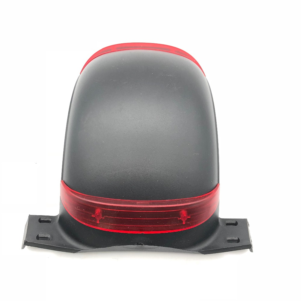 ZERO 10X electric scooter mudguard rear fender with light