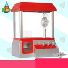 Hohe Qualität Süßigkeit-grabscher-wecker-kühle Kinder Geburtstagsparty Begünstigt Geschenk Desktop Mini Puppen Grabber Maschine Klaue Spielzeug Freies Verschiffen