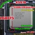 INTEL XEON X5470 3.33 ГГц/12 М/1333 МГц/CPU равна LGA775 Core 2 Quad Q9750 ПРОЦЕССОР, работает на LGA775 платы нет необходимости адаптер