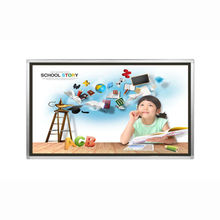 "42 ""todo en una PC TV pantalla táctil con PC integrado I7 3540 M dual-core SMART Board led"