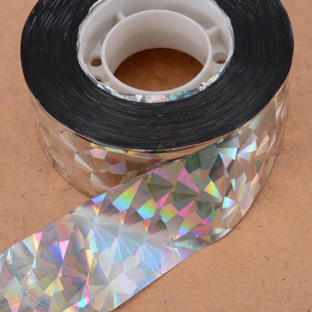 45M/90M Garden Bird Repellent Tape Anti Bird Reflective Deterrent Tape Useful Garden Bird Scare Repeller Pest Control Supplies