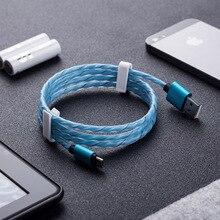 Micro Cabo USB, Cabo de Sincronização Linha de Dados Cabo microusb para Samsung xiaomi Huawei Android Telefone Móvel 1 m