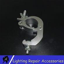 Material de alumínio de alta qualidade luz de palco gancho led efeito de estágio luz braçadeira fardo para par led luz de cabeça em movimento