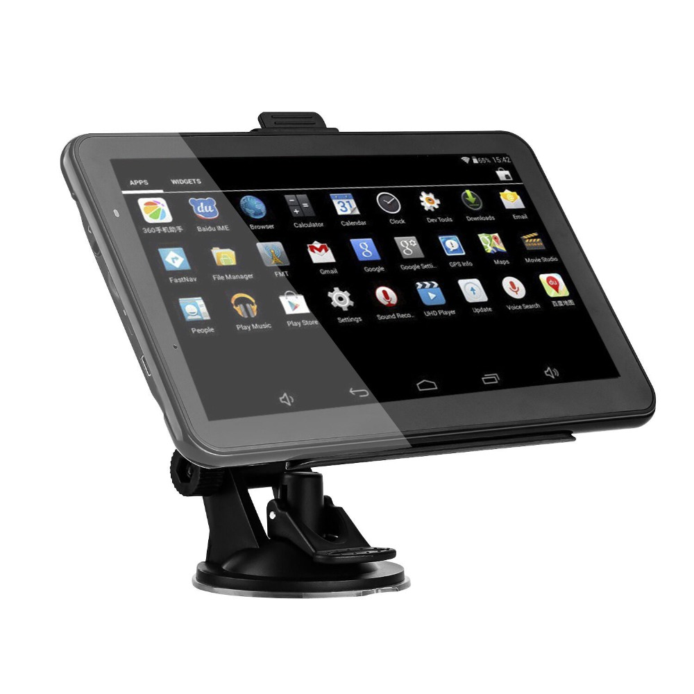 XGODY PC Tablet Car-Navigator Auto Gps 7inch Bluetooth Sat Nav Wifi Europe-Map 16GB 2-In-1
