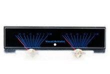Noticias de Diseño De Aluminio AMPS Dual Amplificador de Potencia Medidor de Nivel Medidor de Corriente Con Luz de Fondo