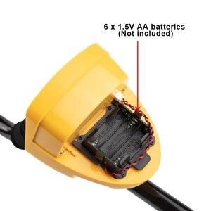 Image 5 - Détecteur de métaux souterrains Portable de haute sensibilité, recherche dor et de trésors, modèle MD 3010II