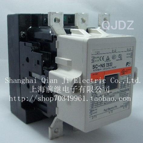SC-N5 [93] AC contactor ac contactor 152a 220v sc n7