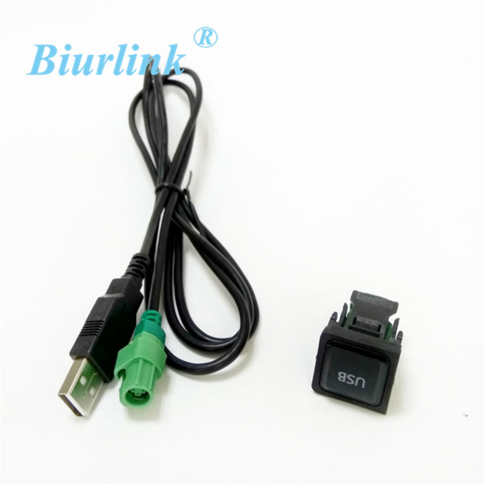 For Renault Clio Magane Rca Cable 2rca To 6pin Audio Adapter Vw Radio Wiring Usb Connector Button Volkswagen Stereo 4 Pin Port