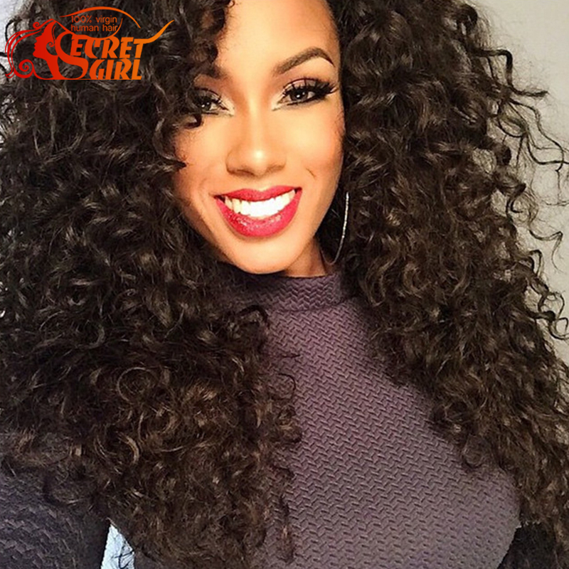 Grossip Queen Brazilian Water Wave Virgin Hair 4pcs Spanish Curly