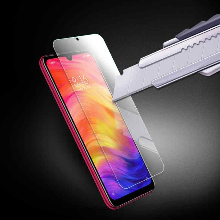 Tempered Glass For Xiaomi Redmi 6A 6 Screen Protector on Redmi K20 Note 5A 4 4X 4A 5 Plus Red mi 7 Pro Cristal Protective Films