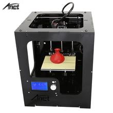 High quality Anet A3 Full Assembled Desktop 3D Printer Precision Reprap Prusa i3 3D Printer with Filament 16GB Card,tools