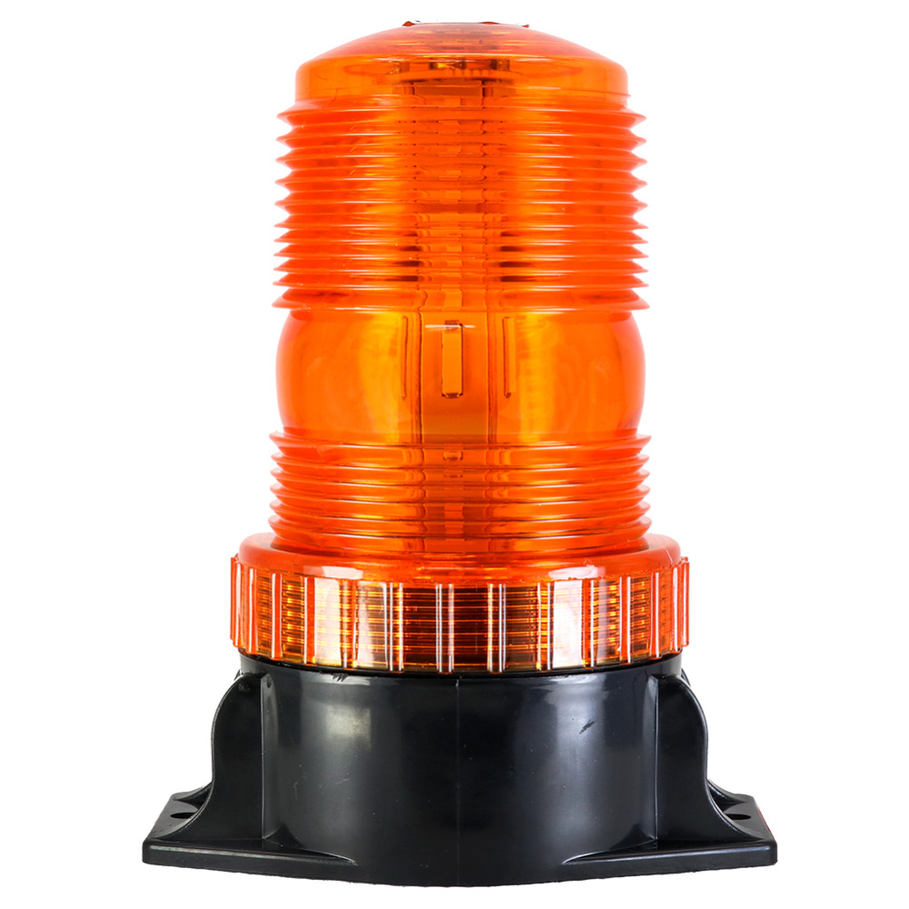 Tirol T16889b New 12V-110V Mini LED Strobe Beacon Amber Warning light Emergency Car Truck Safety Construction