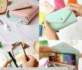Mini Multi carteira bolsa PU Leather Case para Samsung Galaxy A7 A5 S6 S6 borda S6 borda Plus S4 s5, Crown capa caso de telefone Universal