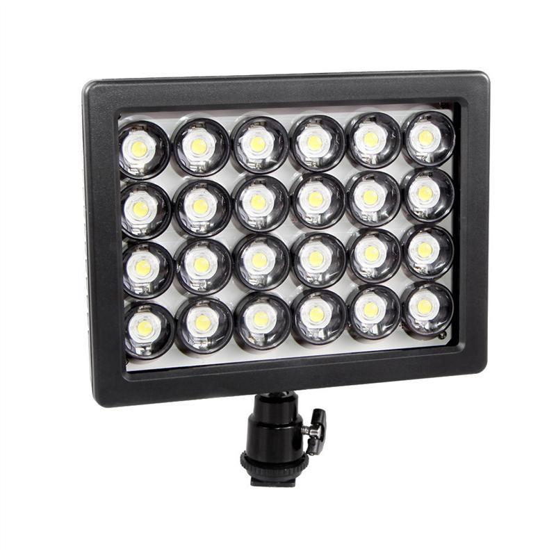 Wansen W24 LED 2200ルクス5600 K 3200 - カメラと写真 - 写真 2