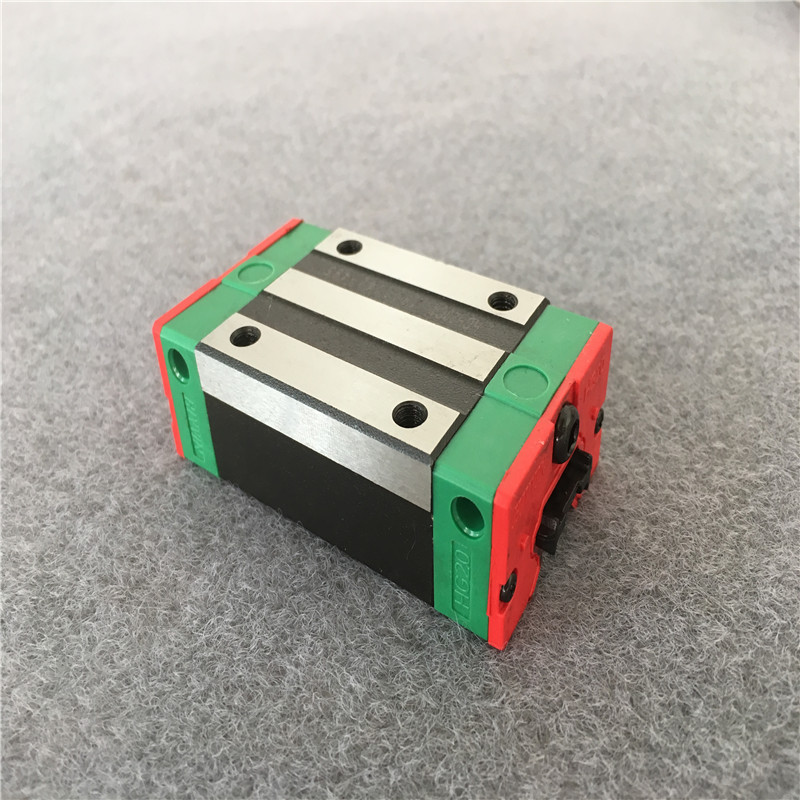 Slider block HGH25CA or HGW25CC  match use HGR25 linear guide HGH25 CA head guide for linear rail CNC diy parts