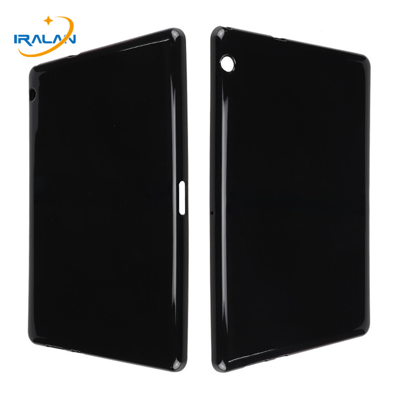 pretty nice 0bdd7 5181e New Slim Soft Silicone TPU Waterproof Case For Huawei Mediapad T3 10  AGS-L03 AGS-W09 Back Cover For Honor Play Pad 2 9.6 Inch